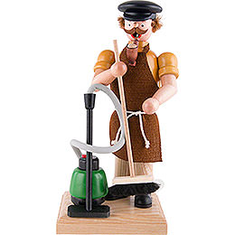 Smoker  -  Building Cleaner  -  23cm / 9.1 inch