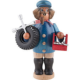 Smoker  -  Car Mechanic  -  22cm / 9 inch
