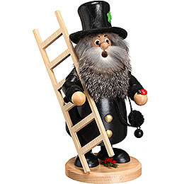 Smoker  -  Chimney Sweep  -  21cm / 8 inch