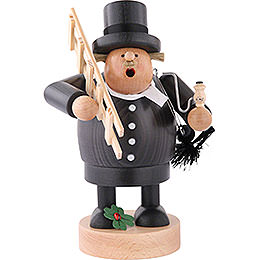 Smoker  -  Chimney Sweep  -  22cm / 9 inch