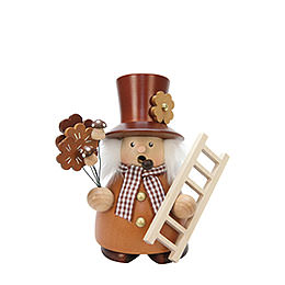 Smoker  -  Chimney Sweep Natural  -  14,5cm / 6 inch