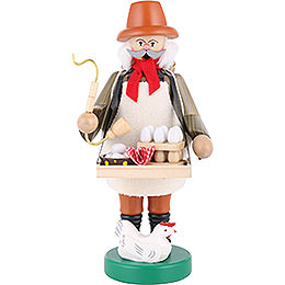 Smoker  -  Egg Salesman  -  22cm / 9 inch