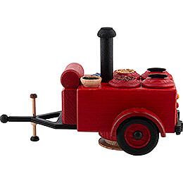 Smoker  -  Field Kitchen Fire Department  -  14cm / 5.5 inch