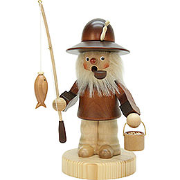 Smoker  -  Fisher Man Natural  -  20cm / 7.8 inch