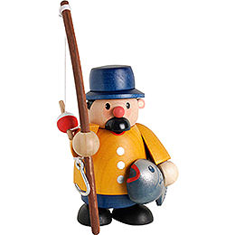 Smoker  -  Fisherman  -  10cm / 4 inch