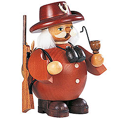 Smoker  -  Forest Ranger  -  Brown  -  14cm / 6 inch