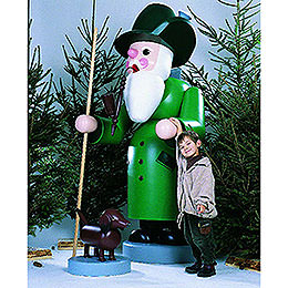Smoker  -  Forest Ranger (without Dog)  -  200cm / 79 inch