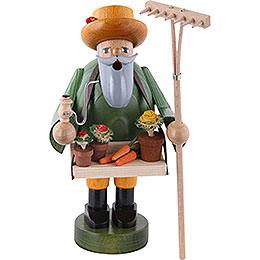 Smoker  -  Gardener  -  18cm / 7 inch