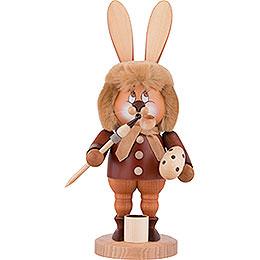 Smoker  -  Gnome Male Bunny  -  33,5cm / 13 inch