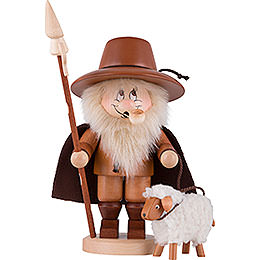 Smoker  -  Gnome Shepherd  -  31,0cm / 12 inch