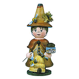 Smoker  -  Gnome Wild Honey  -  14cm / 5,5 inch