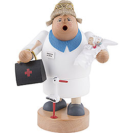 Smoker  -  Midwife  -  20cm / 8 inch