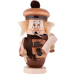 Smoker  -  Mini Gnome Reporter  -  14cm / 5.5 inch