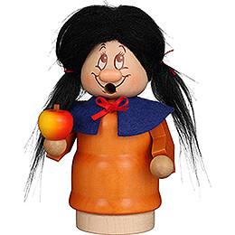 Smoker  -  Mini Gnome Snow White  -  13cm / 5.1 inch