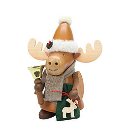 Smoker  -  Moose Santa Natural  -  20,5cm / 8 inch