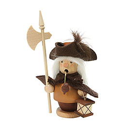 Smoker  -  Nightwatchman Natural Colors  -  13,0cm / 5 inch