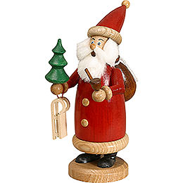 Smoker  -  Santa Claus Red  -  17cm / 7 inch