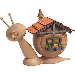Smoker  -  Snail Sunny House Snail  -  16cm / 6.3 inch