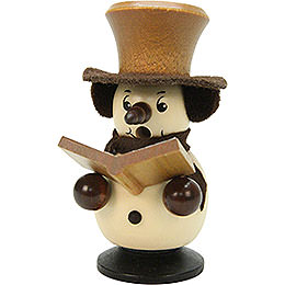 Smoker  -  Snowboy Singer Natural Colors  -  10,5cm / 4 inch