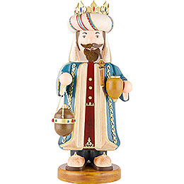 "Smoker  -  Three Kings ""Balthasar""  -  35cm / 14 inch"