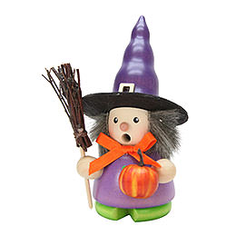 Smoker  -  Witch  -  13cm / 5 inch