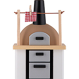 Smoking Oven  -  CAMINO  -  18cm / 7.1 inch