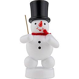 Snowman Conductor  -  8cm / 3 inch