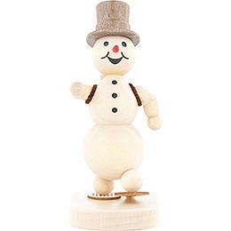 Snowman Snow Hiker  -  13cm / 5.1 inch