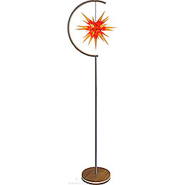 Star Lamp  -  Indoor use with I6 Yellow with Red Core  -  236cm / 93 inch