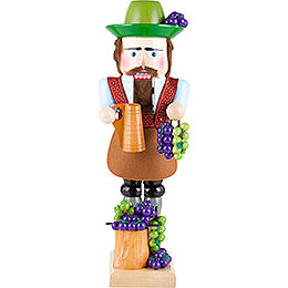 Steinbach Nutcracker Wine Grower  -  40cm / 16 inch