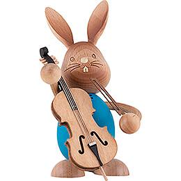 Stupsi Hase mit Bass  -  12cm