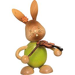 Stupsi Hase mit Geige  -  12cm