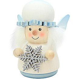 Teeter Figurine Snowflake  -  7,7cm / 3 inch