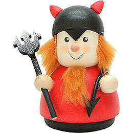 Teeter Man Lil Devil  -  7,0cm / 2.8 inch