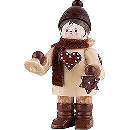 Thiel Figurine  -  Gingerbread Child  -  5,5cm / 2.2 inch