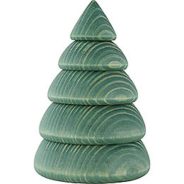 Tree, Medium Green  -  11,5cm / 2 inch
