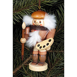 Tree Ornament  -  Artisan Natural  -  9,5cm / 4 inch