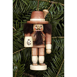 Tree Ornament  -  Bavarian Natural  -  10,5cm / 4 inch