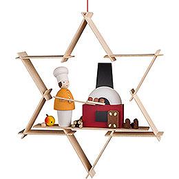 Tree Ornament  -  Christmas Bakery  -  9,5cm / 3.7 inch
