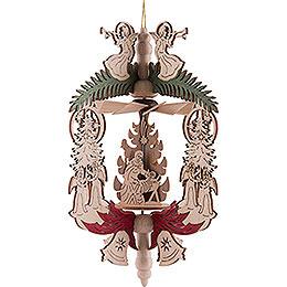 Tree Ornament  -  Nativity Scene  -  16,3cm / 6.4 inch