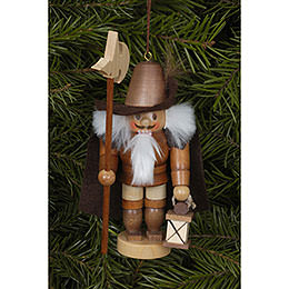 Tree Ornament  -  Nightwatchman Natural  -  12cm / 5 inch