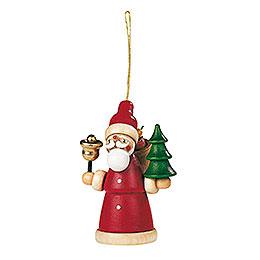 Tree Ornament  -  Santa Claus  -  8cm / 3 inch