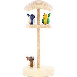 Vogelhaus einzeln  -  12cm