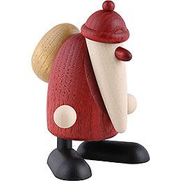 Weihnachtsmann stehend  -  9cm