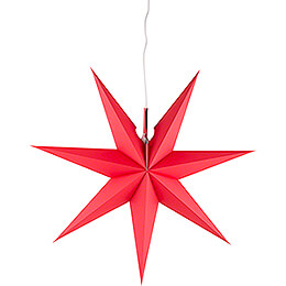Window Star  -  Red  -  41cm / 16.1 inch