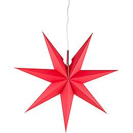 Window Star  -  Red  -  53cm / 20.9 inch