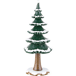 Winter Children Big Tree  -  19cm / 7,5 inch