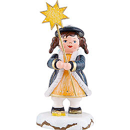 "Winter Children Heaven's Child ""Star, give us Light""  -  6cm / 2.4 inch"