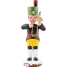 Winter Children Miner Trombone  -  9cm / 3,5 inch