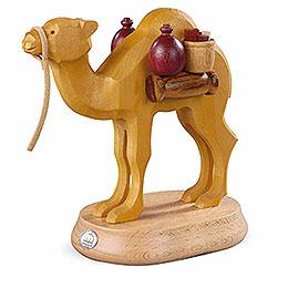 Zubehör  -  Kamel für Räuchermann 002 - 16 - 450  -  15x8x14cm
